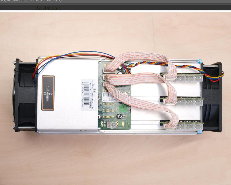 817f5de7ae0b ASIC Bitmain Antminer S9 (13,5 TH s, 1323W) по цене 237000 руб ...