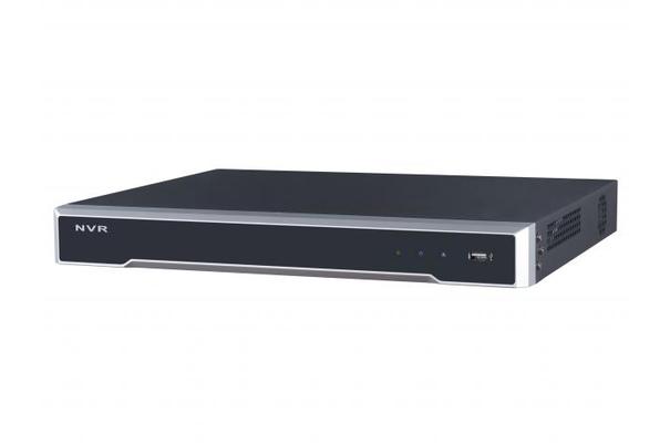IP видеорегистратор HikVision (NVR) DS-7608NI-K2/8P (8 каналов, PoE, P2P,  ONVIF, RTSP)