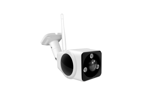 IP Wi-Fi камера Zodikam 360W2 Fish Eye (Уличная,Wi-Fi, 2 МП, 1.4мм, ИК-15 м, 25 кадр/с, IP66)