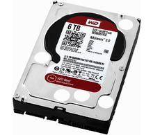 Жесткий диск HDD WD SATA3 6Tb Caviar Red 64Mb (WD60EFRX)