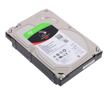 Жесткий диск HDD Seagate SATA3 4Tb Iron Wolf NAS 5900 RPM 64Mb (ST4000VN008)
