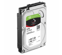 Жесткий диск HDD Seagate SATA3 3Tb IronWolf NAS 5900 RPM 64Mb (ST3000VN007)