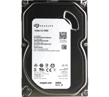 Жесткий диск HDD Seagate SATA3 500Gb 6Gb/s Video 5900 64Mb (ST500VM000)