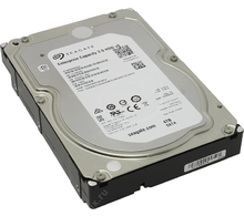 Жесткий диск HDD Seagate SATA 4Tb Enterprise Capacity 7200 6Gb/s 128Mb (ST4000NM0035)