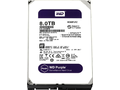 Жесткий диск HDD WD SATA3 8Tb Purple Video IntelliPower 128Mb (WD80PURZ)