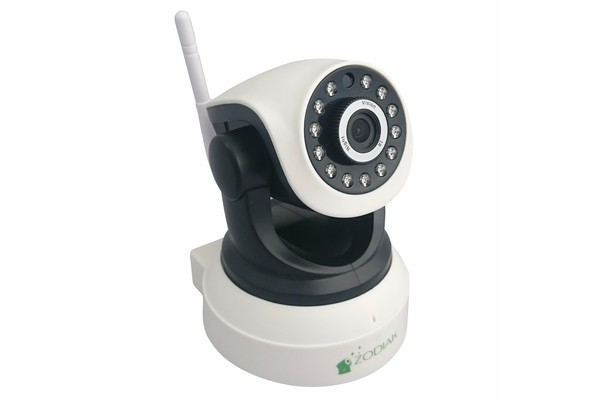 Поворотная IP камера Zodiak 909 (P2P, WiFi, ИК, HD, 1280x720, звук) по цене 5390 руб. — купить в интернет-магазине Zodiakvideo
