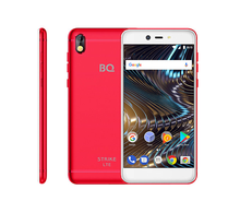 Смартфон BQS-5209L STRIKE LTE Red T2