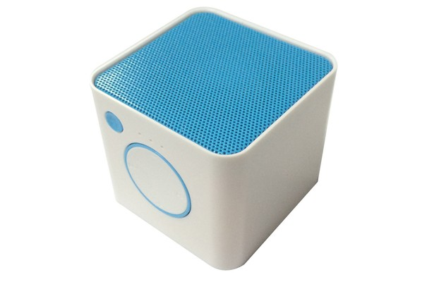 Bluetooth колонка ZDK Box 3w300 Blue (мощность 3 Вт)