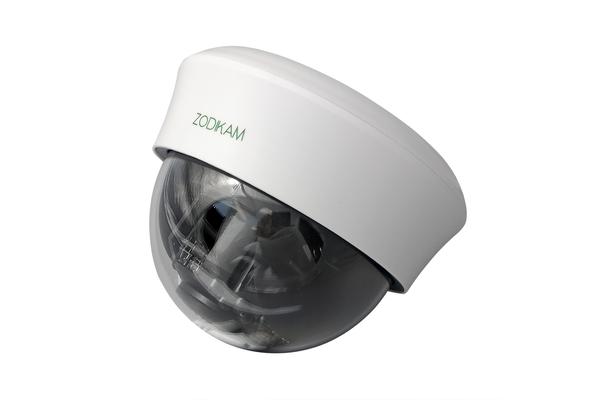 Купольная IP камера Zodikam 3112-PV (311) (2МП, POE, 1920х1080, P2P, Onvif, IP66, ИК 20м, 2.8-12мм) по цене 4490 руб. — купить в интернет-магазине Zodiakvideo